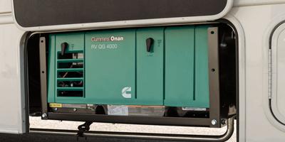 diesel rv generator