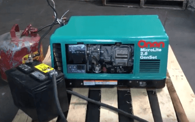 Best RV Generator Reviews - Portable Generator Travel