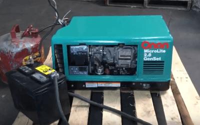 Gasoline RV Generator
