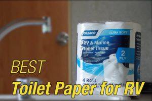 best rv toilet paper