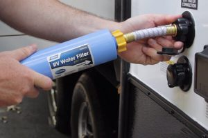 Flexible RV Water Hose