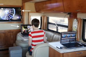 what does an rv inverter do