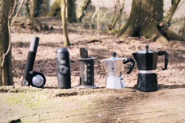 camping-coffee-pots-types