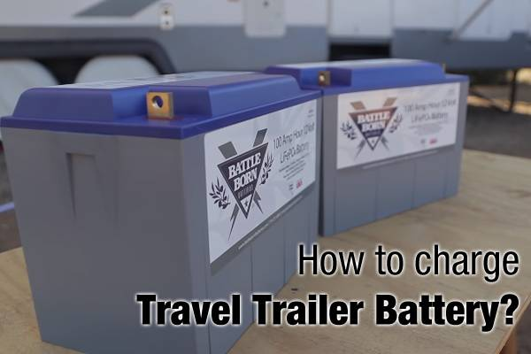 charging rv batteries deep cycle