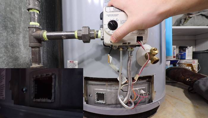 ignited rv water heater troubleshooting