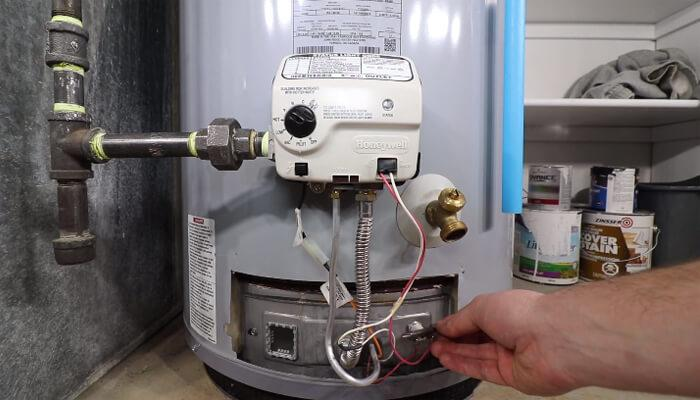 relighting water heater in rv