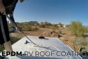 EPDM RV Roof Coating