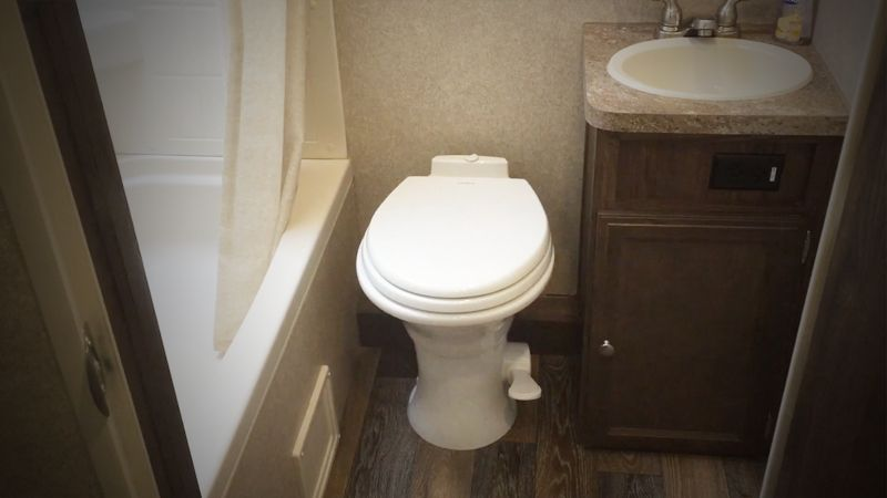 ceramic rv toilet