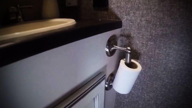 RV Toilet Paper Holder