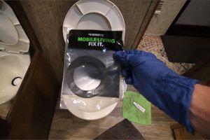 RV Toilet Seal