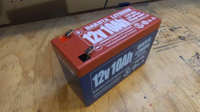 12V 10Ah SLA Battery