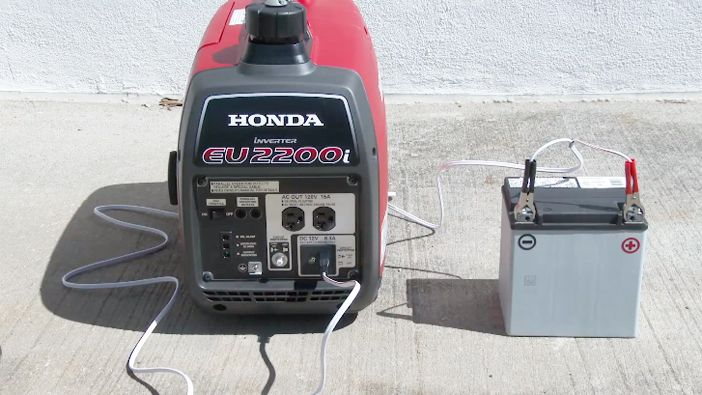 charge rv battery