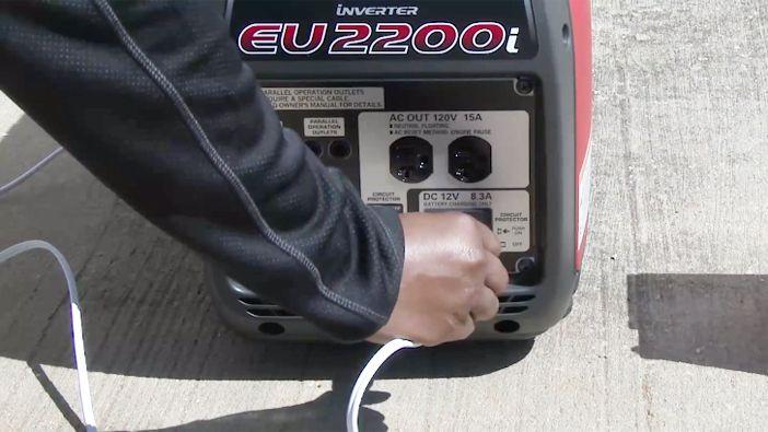 plug cable DC outlet