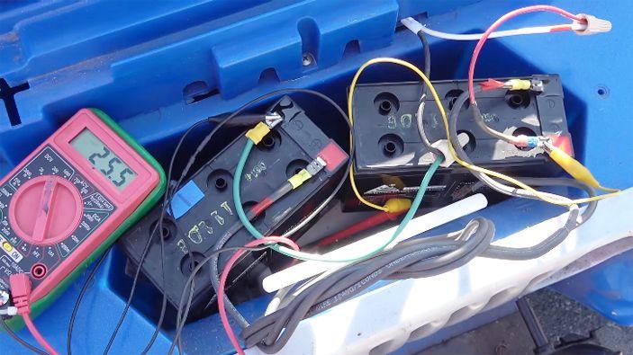 what is an sla battery
