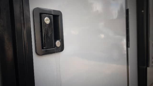 RV Entry Door Locks